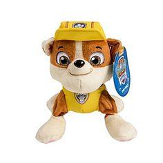 Cute Paw Patrol Rubble Soft Toy New Paw Patrol Plush Toy Doll Xmas Gift