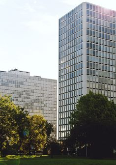 AD Classics: Lafayette Park / Mies van der Rohe