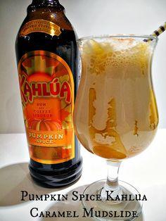 Kahlua Pumpkin Spice Caramel Mudslide | A Little Bite Of Life