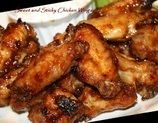 what you need: cup soy sauce cup honey cup apricot jam 2 tbsp oil 1 tsp vinegar 2 garlic cloves, chopped teaspoon ground ginger 4 lbs. chicken wings & drumettes How to make it : In a medium saucepan, whisk together Actifry Chicken Wings, Sticky Chicken Wings, Honey Garlic Chicken Wings, Air Fryer Chicken Wings, Air Fryer Wings, Chicken Gizzards, Power Air Fryer Recipes, Air Fry Recipes, Air Fryer Recipes Easy