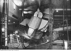 Chicago, american flying simulator, 1932-33.