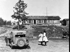 Galleri NOR; Setesdal Bykle Hovden turiststation 1934