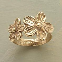 Spring Eternal Ring from Sundance.
