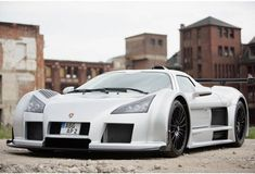 The Top 100 List Of The Fastest Production Cars To Lap The World