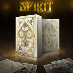 Bicycle Spirit Playing Cards Printed By USPCC by Playing Cards Dot Net — Kickstarter