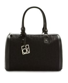 1c221145ec Calvin Klein Handbag, Hudson Signature East West Satchel & Reviews -  Handbags & Accessories - Macy's
