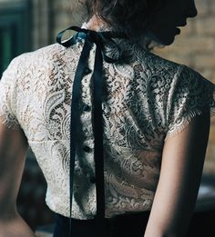 The Eloise Lace Blouse by Evangeline Clothing on Scoutmob