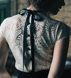 The Eloise Lace Blou