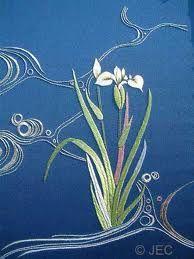 shuji tamura-embroidery - Google Search