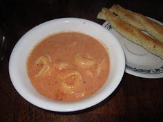 * Weston Recipe Box *: * Tomato Tortellini Soup * ~Crockpot