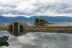 LAC ERHAI EN CHINE