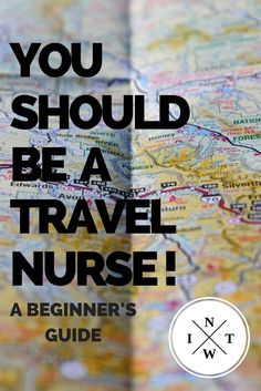 Ever thought about travel nursing? Click here! Nursing Career, Travel Nursing, Nursing Tips, Traveling Cna, Job Help, New Nurse, Midwifery, Nurse Humor