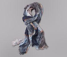 2015 marca moda de otoño invierno Desigual larga cuello bufandas de cachemira caliente Bufanda Escocesa a cuadros tejido arrugado algodón Bufanda hombres(China (Mainland))