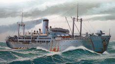 Buque de desembarco Takashima Maru