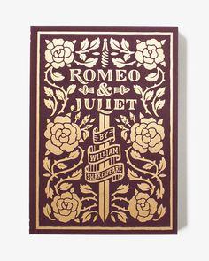 Romeo & Juliet Literary Journal