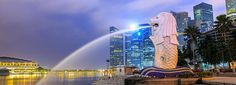 Singapore is a small island, but there is much to visit other than Marina Bay Sand & Merlion Park. We share some of the best places to visit in Singapore.