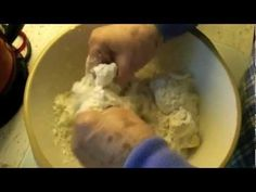 How to make Pastry for a Cornish Pasty - by Cornish Nan
