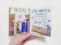 La travelling notebook de Snail Mail Love