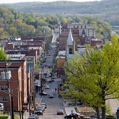 Best College Towns - Morgantown, WV