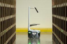 DHL Supply Chain testet kollaborative, autonome Roboterlösung - http://www.logistik-express.com/dhl-supply-chain-testet-kollaborative-autonome-roboterloesung/