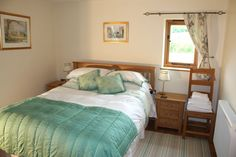 Double bedroom in The Granary Luxury Holidays, Double Bedroom, Furniture, Home Decor, Couple Room, Decoration Home, Double Room, Room Decor, Home Furnishings