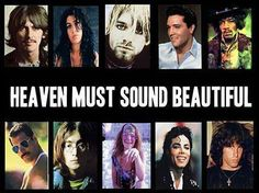 Heaven must sound beautiful via: Kovacs Joco'