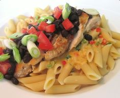 Top Secret Recipes | Ruby Tuesday Sonora Chicken Pasta Copycat Recipe