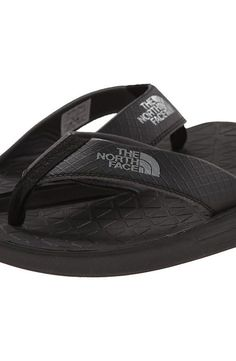 The North Face Base Camp Lite Flip Flop (TNF Black/Dark Shadow Grey) Men's Sandals - The North Face, Base Camp Lite Flip Flop, C517ZU5-001, Footwear Open Casual Sandal, Casual Sandal, Open Footwear, Footwear, Shoes, Gift - Outfit Ideas And Street Style 2017
