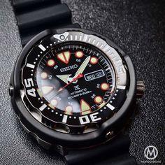 Seiko Prospex Automatic Diver 200m 'Baby Tuna'