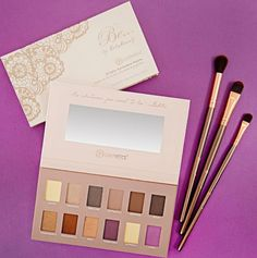 Be... By BubzBeauty - 12 Color Eyeshadow Palette!