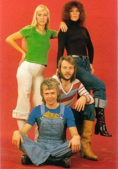 Abba - Sweden - Place 1