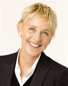 Ellen DeGeneres... Bucket list! I will be at a taping of her show someday!
