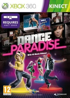 Dance Paradise - Kinect compatible (Xbox 360): Amazon.co.uk: PC & Video Games