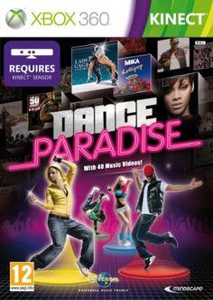 Dance Paradise - Kinect compatible (Xbox 360): Amazon.co.uk: PC & Video Games