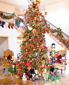 Christmas tree by Gary Riggs Home