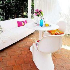 Vitra Panton Chair & Vitra Dining Chairs | YLiving