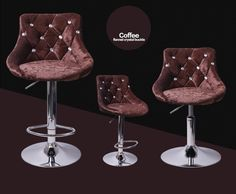 168.88$  Buy here - coffee color hair shop bar pubic house lift 60 to cm chair free shipping new chair stool design   #shopstyle