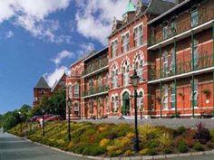 Located in Saint Luke's Cross, Ambassador Hotel University College Cork, General Post Office, Ireland Hotels, Ireland Holiday, Ambassador Hotel, Hotel Breakfast, Cork City, Cork Ireland, Health Club