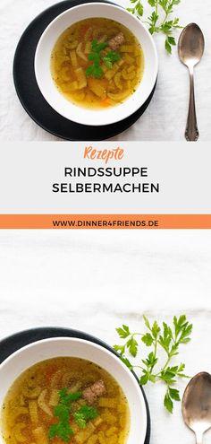 #hausgemacht #Rinderkraftbrühe #Rezept #rinderbrühe #suppenliebe #suppenzeit #rindssuppe