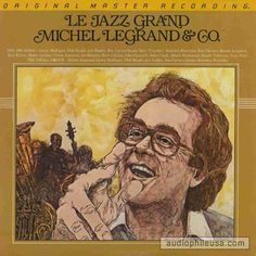MFSL-1-504 – LE JAZZ GRAND - Michael Legrand & Co.