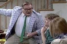 """Saturday Night Live: Chris Farley as the """"Motivational Ppeaker, Matt Foley"""" / Down By The River sketch - HULU Video!"""