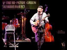Peter Green:  Torrita Blues 2010 - when the lights go out