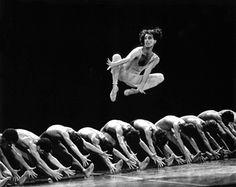 Maurice Béjart - Le Sacre du Printemps  Ballet du XXième siècle  by Gert Weigelt