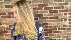 Balayage by Ashley Haircut by Travis for the House of J Henry