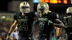 Bryce Petty and Glasco Martin- Future of Baylor Football 2013