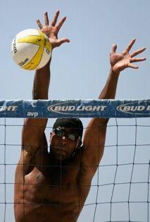 Dain Blanton Pro Beach Volleyball