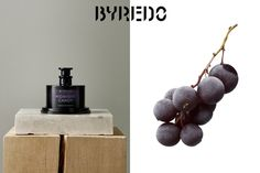 photographer duo Bohman & Sjöstrand collaborated with BYREDO from beginning to end and not only photographed all of the stills but also the complete p Number Graphic, Fashion Still Life, Cosmetic Design, Susa, Branding, Artist Management, Peach Blossoms, Perfume Collection, Letters And Numbers
