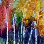 Brian Payne, watercolors