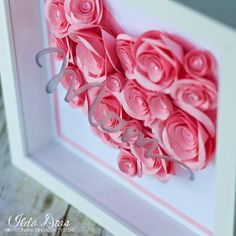 (I) (L)ove (D)oing (A)ll Things Crafty!: Mother's Day Shadow Box