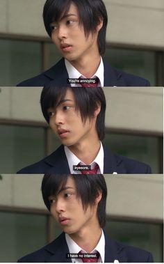"Kento Yamazaki as Shuusei, J LA movie ""L<3DK"", 2014. Plot & Movie: http://myasiantv.com/movie/l-dk/ [Eng. Sub]"